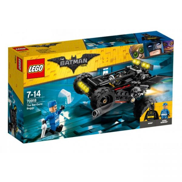 LEGO® The Batman Movie 70918 - Bat-Dünenbuggy