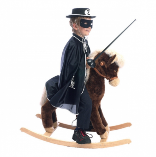 Kinderkostüm - Zorro Umhang, Größe 152