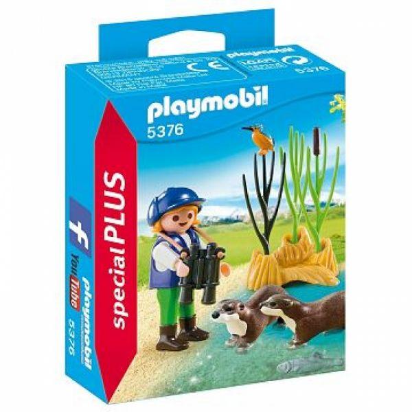 PLAYMOBIL® 5376 - Otterforscherin