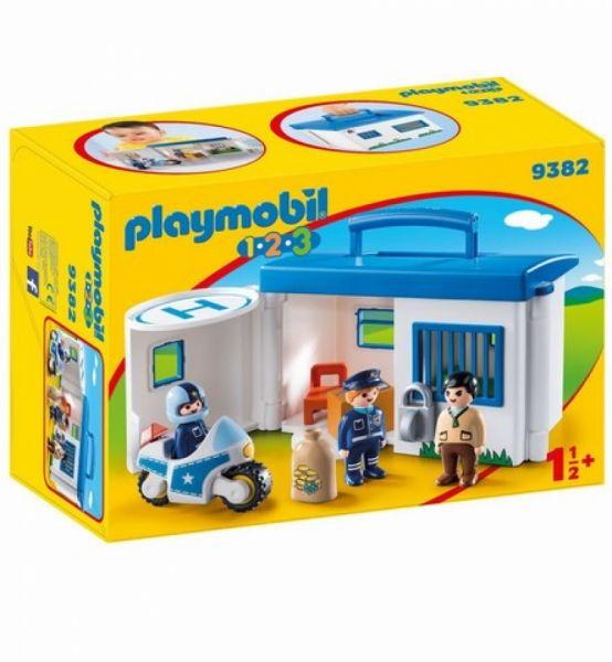 PLAYMOBIL® 9382 - Meine Mitnehm-Polizeistation