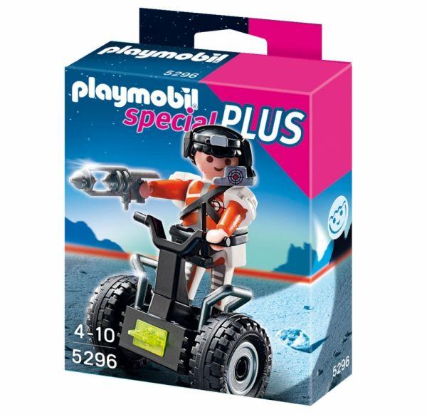 PLAYMOBIL® 5296 - Top Agent mit Balance-Racer