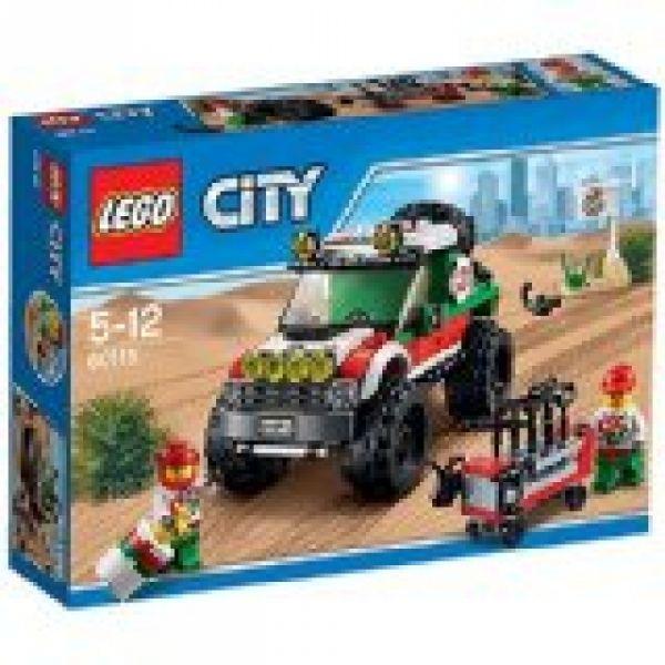 LEGO® City 60115 - Allrad-Geländewagen