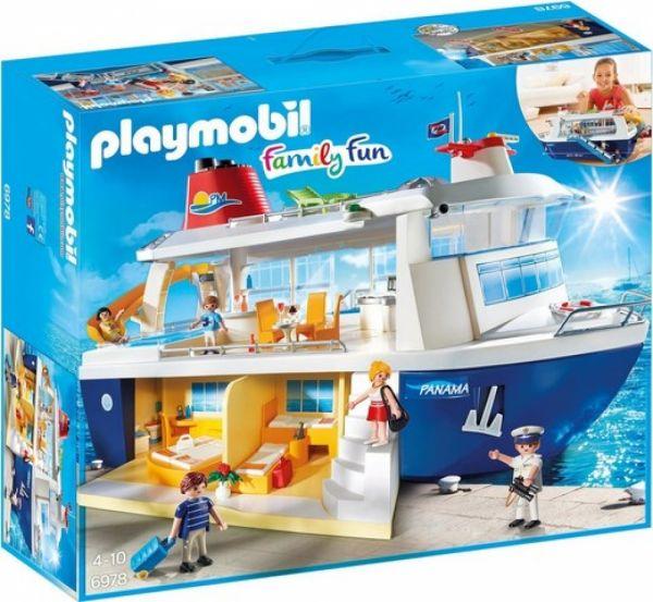 PLAYMOBIL® 6978 - Kreuzfahrtschiff
