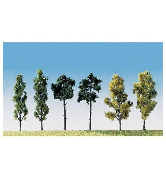 FALLER 181488 - 6 Bäume sortiert
