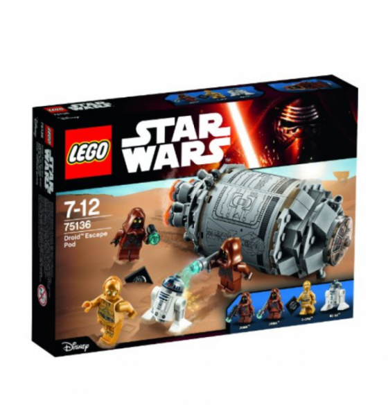 LEGO® Star Wars 75136 - Droid™ Escape Pod