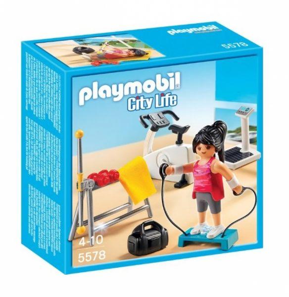 PLAYMOBIL® 5578 - Fitnessraum