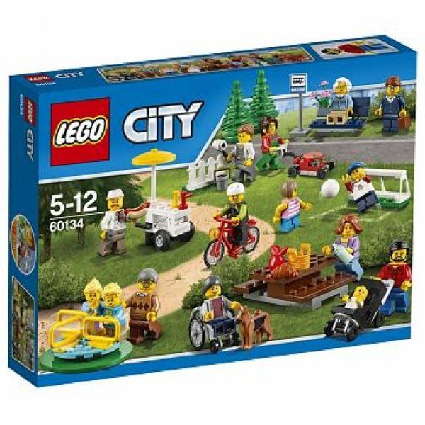 LEGO® City 60134 - Stadtbewohner