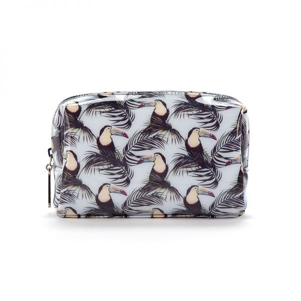 Catseye - Toucan Beauty Bag