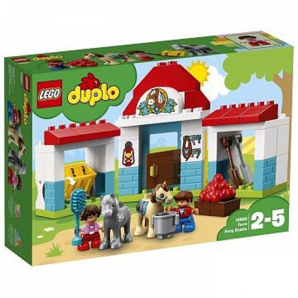 LEGO® Duplo 10868 - Pferdestall