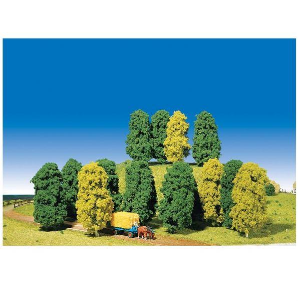 FALLER 181470 - 14 Laubbäume
