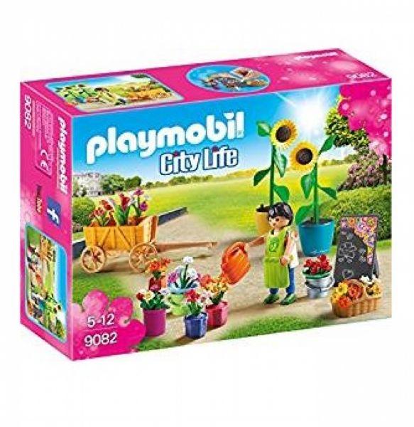 PLAYMOBIL® 9082 - Blumenhändler