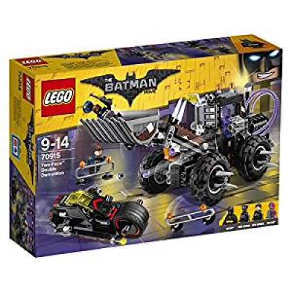 LEGO® The Batman Movie 70915 - Doppeltes Unheil durch Two-Face