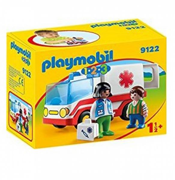PLAYMOBIL® 9122 - Rettungswagen