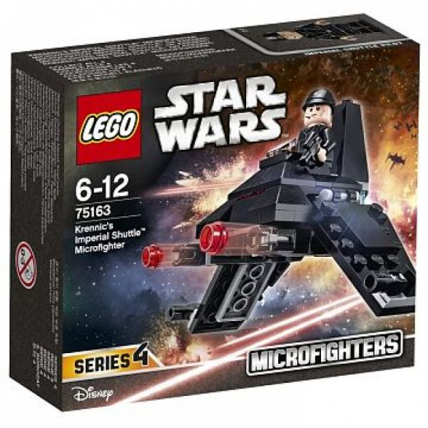 LEGO® Star Wars 75163 - Krennic's Imperial Shuttle Microfighter