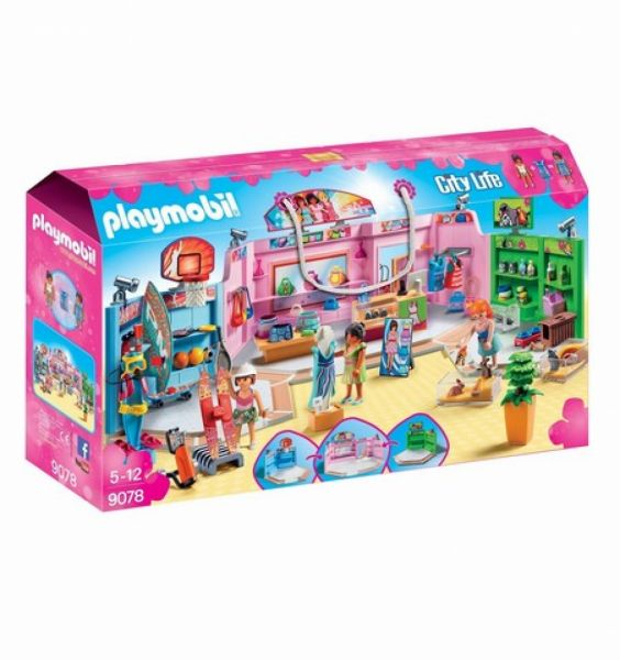 PLAYMOBIL® 9078 - Einkaufspassage