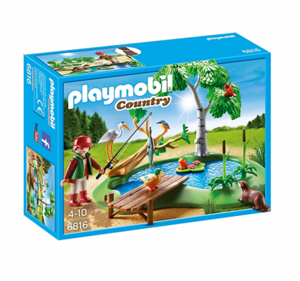 PLAYMOBIL® 6816 - Angelteich