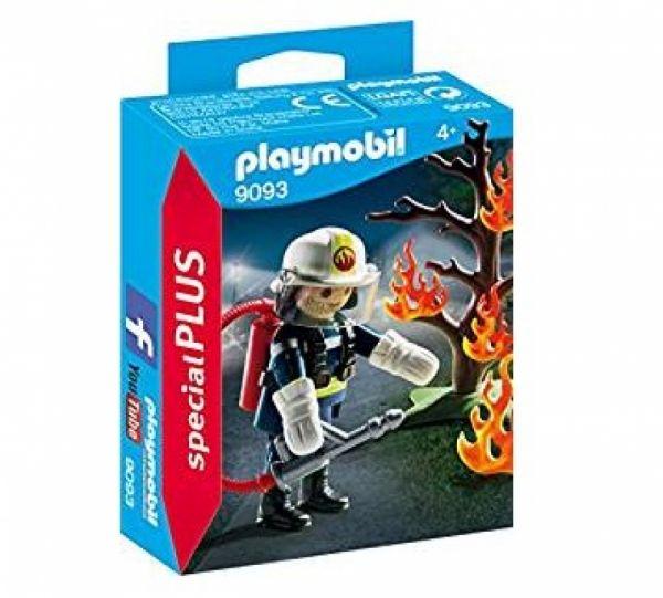 PLAYMOBIL® 9093 - Feuerwehr-Löscheinsatz