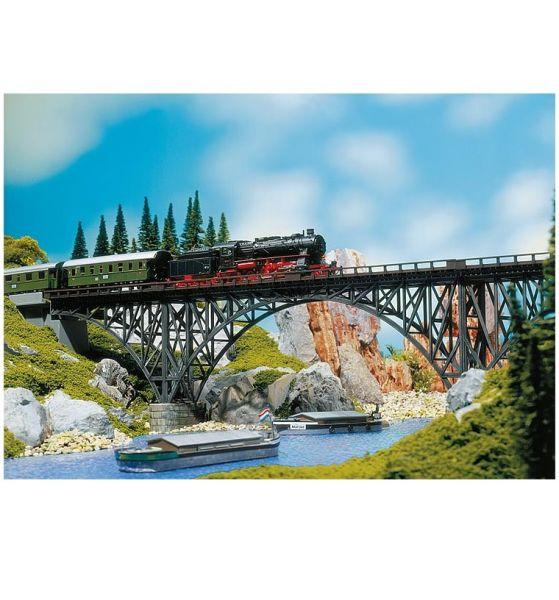 FALLER 120541 - Stahlträgerbrücke, Spur H0