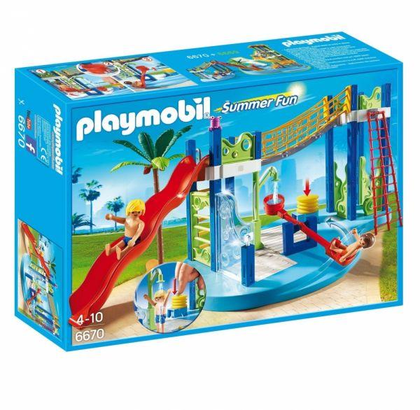 PLAYMOBIL® 6670 - Wasserspielplatz