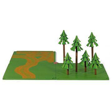 siku 5699 - Zubehör Feldwege und Wald