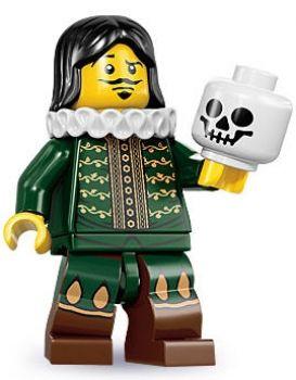 LEGO® Minifiguren Serie 8 - Nr. 14 Schauspieler