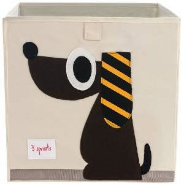 3 sprouts - Aufbewahrungsbox Hund