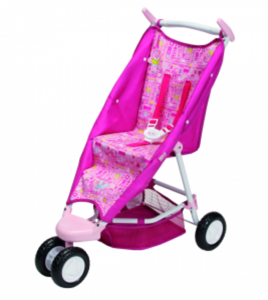Zapf Creation - BABY BORN leichter Jogger Pink Edition