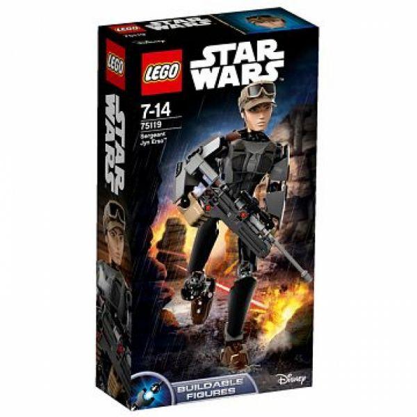 LEGO® Star Wars 75119 - Sergeant Jyn Erso™