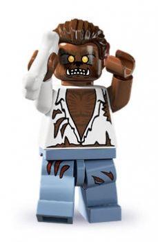 LEGO® Minifiguren Serie 4 - Nr. 12 Werwolf