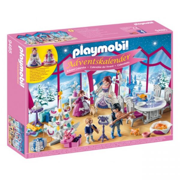 PLAYMOBIL® 9485 - Adventskalender Weihnachtsball im Kristallsaal