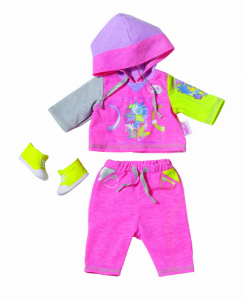 Zapf Creation - BABY born Jogging Set