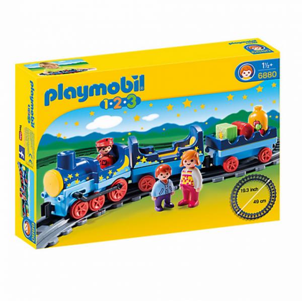 PLAYMOBIL® 6880 - Sternchenbahn mit Schienenkreis
