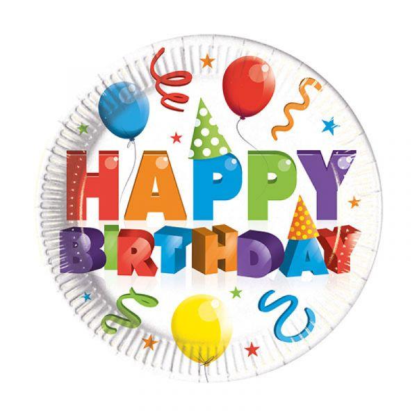 Happy Birthday Partyteller