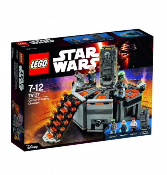 LEGO® Star Wars 75137 - Carbon-Freezing Chamber