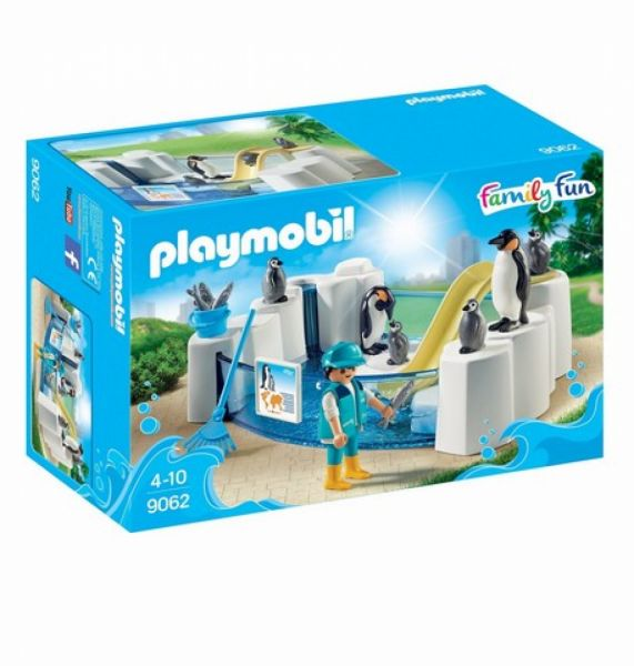 PLAYMOBIL® 9062 - Pinguinbecken