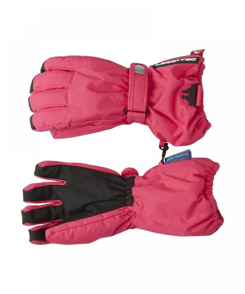 LEGO® wear 160521 - Ski Handschuhe Pink