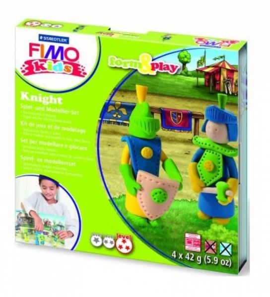 Staedtler - Fimo Kids Form & Play Set Knight