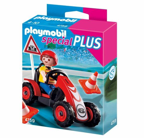 PLAYMOBIL® 4759 - Kids Racing-Kart