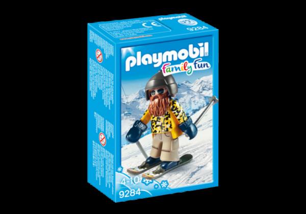 PLAYMOBIL® 9284 - Skifahrer mit Snowblades