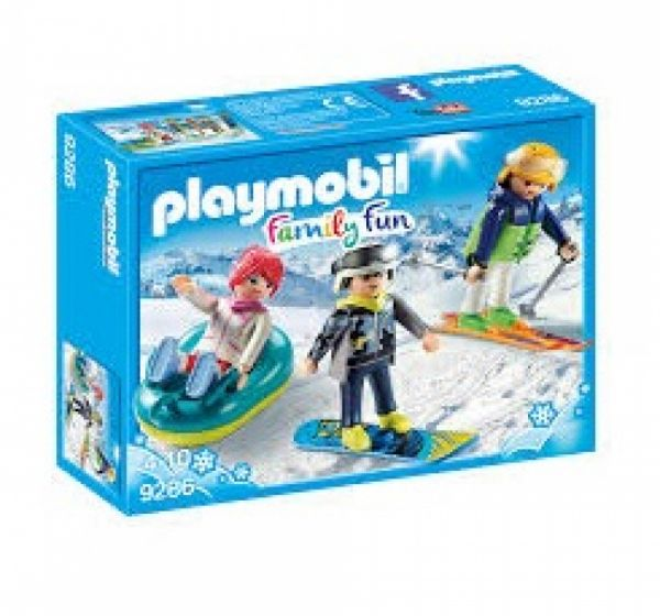 PLAYMOBIL® 9286 - Freizeit-Wintersportler