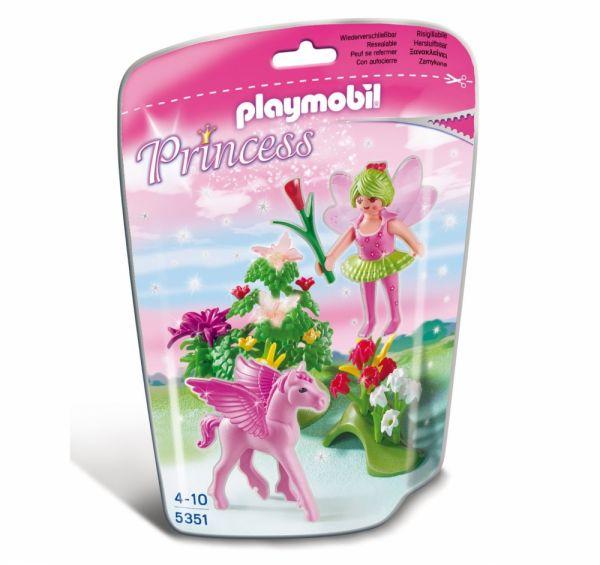 PLAYMOBIL® 5351 - Frühlingsfee mit Pegasusbaby 'Kirschblüte'