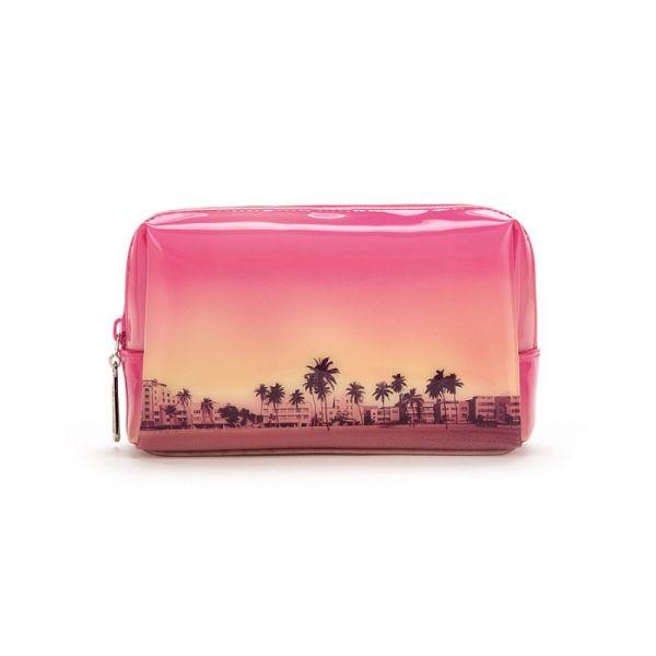 Catseye - Palm Trees Beauty Bag