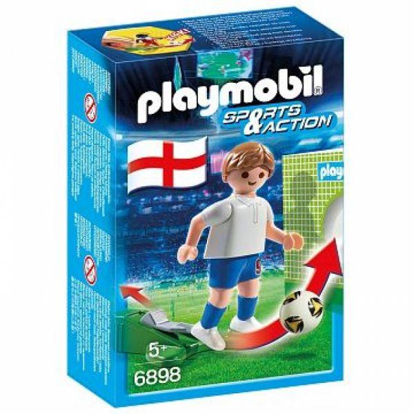 PLAYMOBIL® 6898 - Fußballspieler England