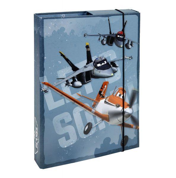 Undercover - Heftbox A4 Disney Planes