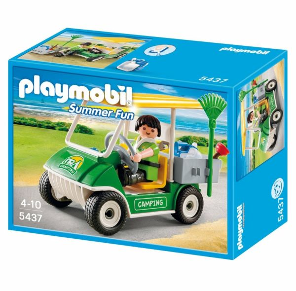 PLAYMOBIL® 5437 - Campingplatz-Servicefahrzeug