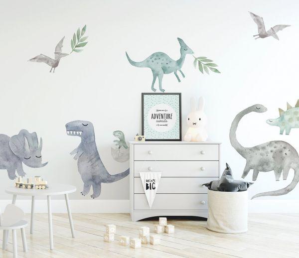 Ginger Monkey - Dinosaurier Set