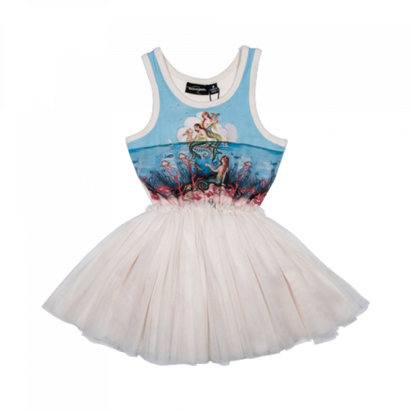 Rock your Baby - Kleid mit Tulle Little Mermaids