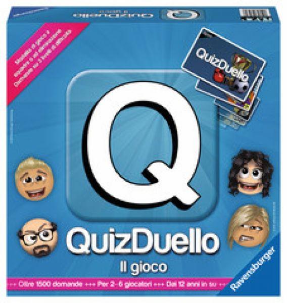 Ravensburger - QuizDuello, i