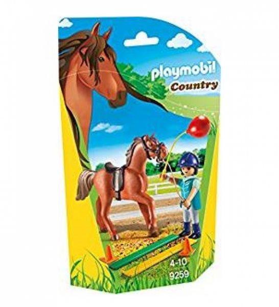 PLAYMOBIL® 9259 - Pferdetherapeutin