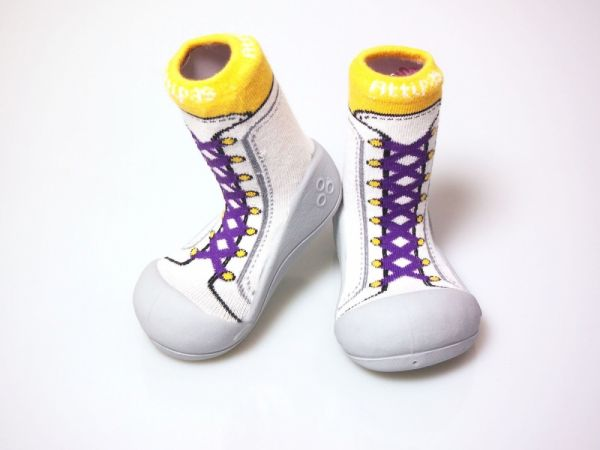 Attipas 58 - New Sneakers yellow